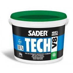 Colle sol LVT 6kg SaderTech V8