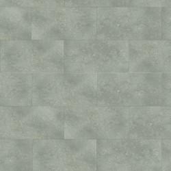 sol pvc marbre gris à clipser