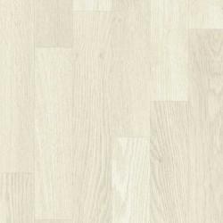 Sol PVC Tarkett Chêne tradition neige 24103006 - rouleau 2m, 4m