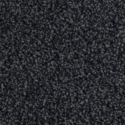 Moquette noire épaisse et moelleuse