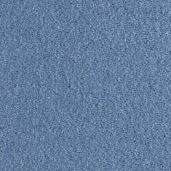 Moquette bleu pastel en laine Prestige