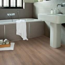 sol pvc bois salle de bain