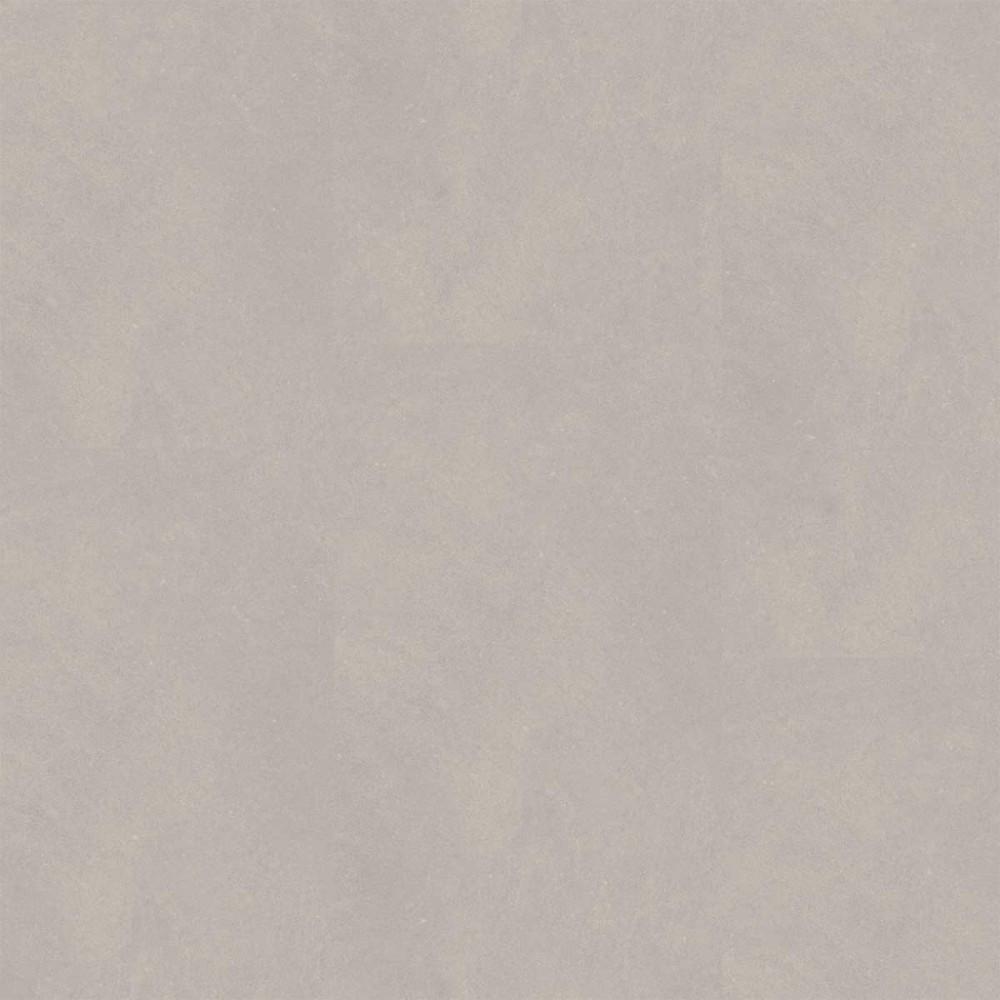 sol pvc béton ciré gris clair