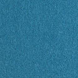 Moquette bleu turquoise en laine Prestige