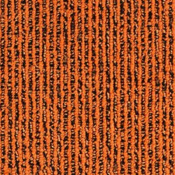 Moquette dalle orange ultra résistante
