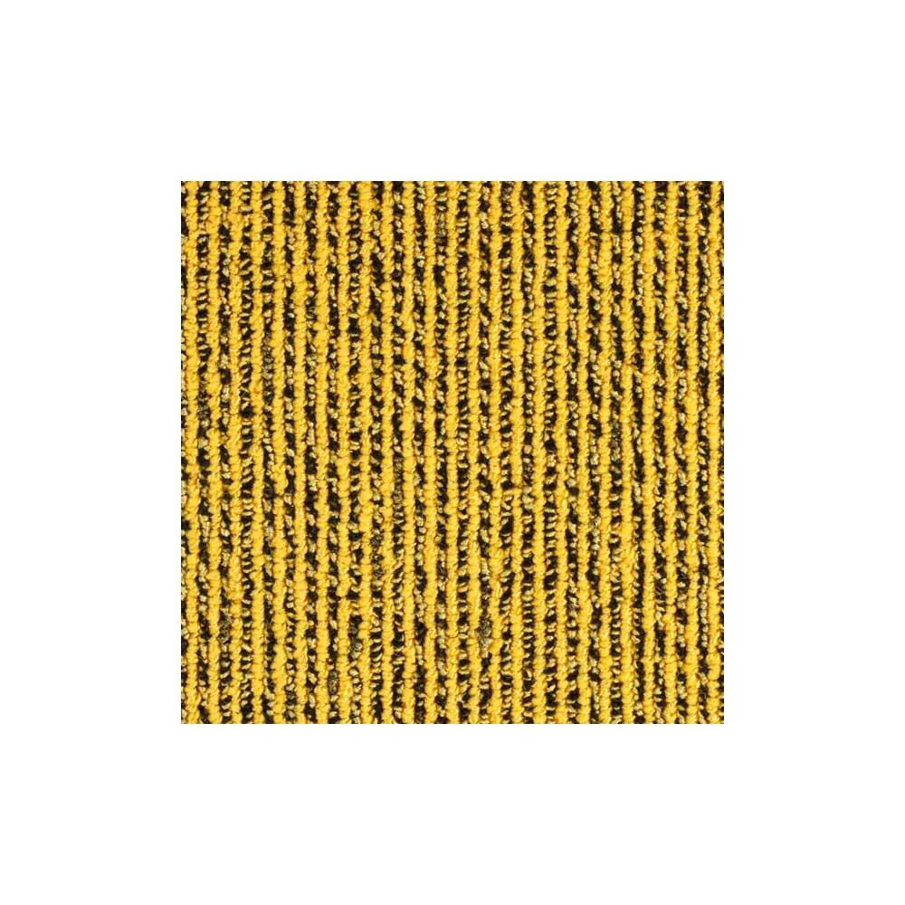 Dalle moquette bandes jaunes, collection Graphic