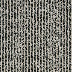 Dalle de moquette avec rayure grise