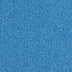 Moquette confort épaisse bleue, collection Elite