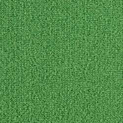 Moquette verte synthétique moeulleuse et confortable