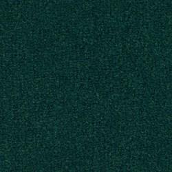 Moquette verte foncée synthétique usage intensif