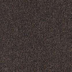 Moquette moelleuse et résistante marron, collection Elite