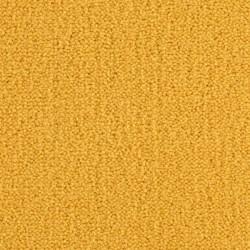 Moquette synthétique jaune résistante