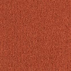 Moquette orange foncé confort et résistante