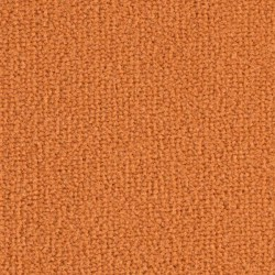 Moquette orange peu épaisse grande résistance