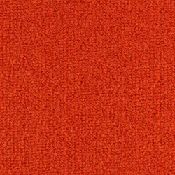 Moquette orange ultra résistante, collection Elite