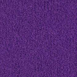 Moquette violette synthétique état neuf longue durée