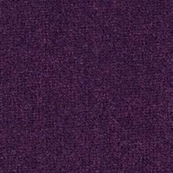 Moquette violette résistante et moelleuse