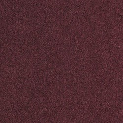Moquette de couleur rouge violet en laine collection Prestige