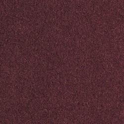 Moquette de couleur rouge violet en laine collection Prestige