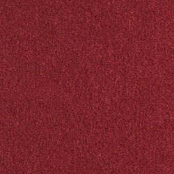 Moquette collection Prestige en laine teinte rouge sang