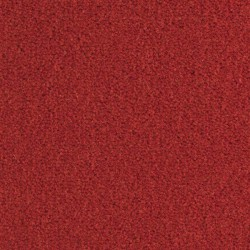 Moquette rouge vif en laine, collection Prestige