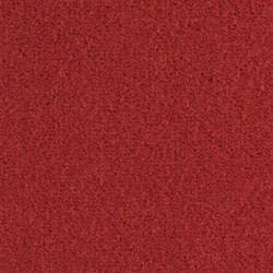 Moquette rouge vif en laine, collection Prestige