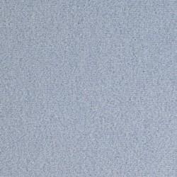 Moquette synthétique gris clair fine et ultra confort