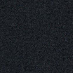 Moquette noire soyeuse et confortable de qualité