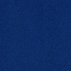 Moquette fine bleue foncée hyper confortable