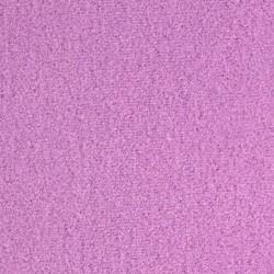 Moquette violette confort idéale pour une chambre