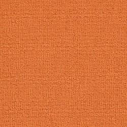 Moquette orange ultra confortable et moelleuse