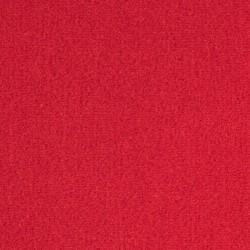 Moquette rouge confort et fine idéale pour chambre