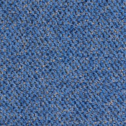 Moquette bleu graphique, Arlequin