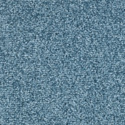 Moquette bleu baltique ultra-confort, collection Dolce