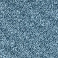 Moquette bleu baltique ultra-confort, collection Dolce