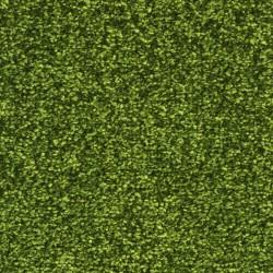 Moquette vert émeraude moelleuse, collection Dolce