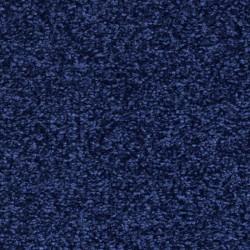 Moquette bleu crépuscule déco, collection Dolce