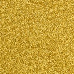 Moquette jaune pépite, 4 étoiles, collection Dolce