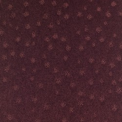Moquette violet bourgogne, collection Milano