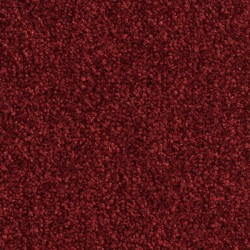 Moquette rouge henné, collection Sweet