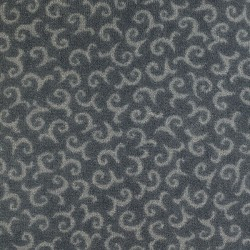 Moquette gris silver, collection Melody