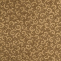 Moquette marron clair, collection Melody