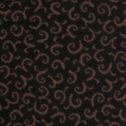 Moquette marron café, collection Melody