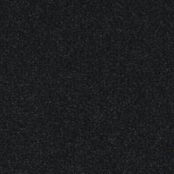 Moquette noir intense, collection Allure