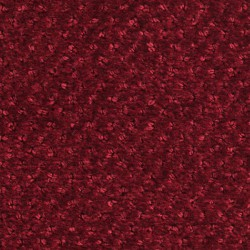 Moquette rouge carmin, collection Soft