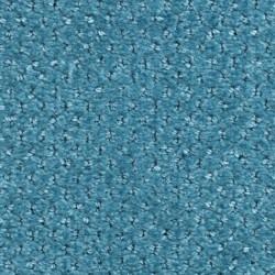 Moquette bleu turquoise, collection Soft