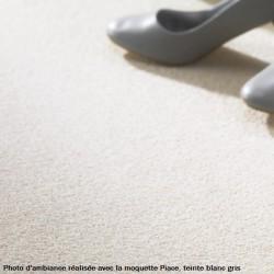 Ambiance bureaux professionnels, moquette blanc gris résistante, Piace