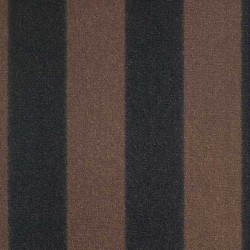 Moquette marron intense, collection Lines