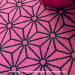 Moquette confort 4 etoiles rose bonbon, collection Goma