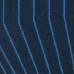 Moquette bleu foncé, collection Oasis